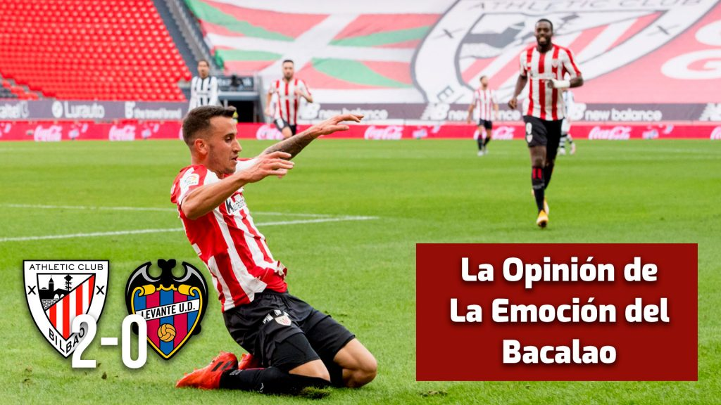 Athletic 2- 0 Levante